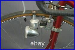 1977 Araya Vintage Touring Road Bike Small 50cm Small Japanese Steel USA Charity