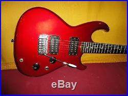 1980's Vintage Japanese Aria Pro II guitar in Generic Bag Guitar with Bag MIJ