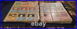 1,100+ Vintage Pokemon Card TCG Collection Binder + Crimson Invasion ETB