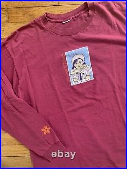 2001 Super Rare Early John Mayer Tour T-shirt / Japanese Animé Vintage Tee XL