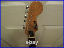 A Vintage Conrad Japanese Matsumoku Electric Guitar Mid 1960's Sunburst