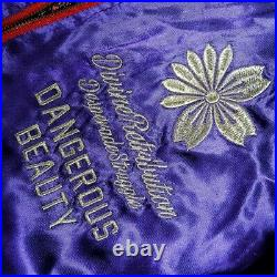 Authentic Vintage BOKUTO MUSUME DIVINE RETRIBUTION Japanese Souvenir Jacket