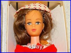 Barbie VINTAGE Japanese Exclusive DRESSED BOX FRANCIE Red CONCERT IN THE PARK