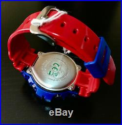 Casio G-SHOCK DW-6900AC (DW6900) Limited Edition rare vintage red blue Japanese