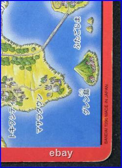Charizard Carddas 000 Bandai Red 1995 Nintendo Vintage Pokemon Card Japanese F/S