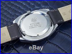 Citizen Vintage Stainless Steel Mens Japanese Mechanical Watch c 1970 jr45