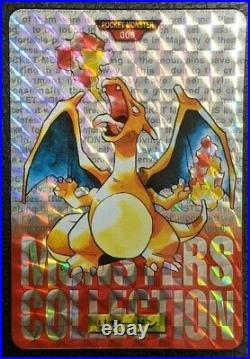 EXC Charizard Pokemon Carddass 006 Red Nintendo 1996 Japanese Vintage Rare