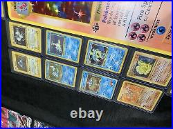HUGE Pokemon collection LOT! Vintage to modern! Holos! 1st editions Etc Etc Etc