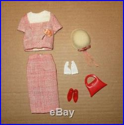 Japanese Exclusive Francie Light Red Summer Suit