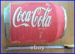 Japanese Traditional Paper Lantern Chochin Coca-Cola Can Design Vintage Antique