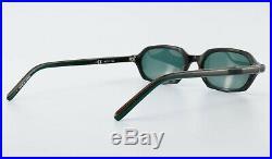 Jean Paul GAULTIER Sunglasses 55-7002 Color 1 Sunglasses 90s Wine Red+Green