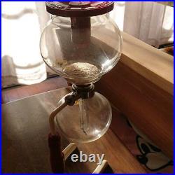 Kono Hand Siphon Coffee Maker Japanese Style Siphon Pot Vacuum Filter Vintage