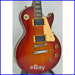 Les Paul Greco Mint Collection Period Japanese Vintage Used/Type Cherry Sunburst