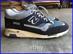New Balance 30th Anniv.'Japanese Vintage' 1500 9.5 43 Made in England M1500OGN