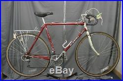 Nishiki Cresta GT Vintage Touring Bike 58cm Large 80s Japanese Steel For Charity