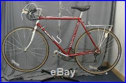 Nishiki Cresta GT Vintage Touring Bike 80s Large Gravel Japanese Steel Charity