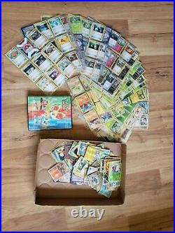Pokemon Card Collection Binder Lot Vintage Dark Riachu, Charizard Included