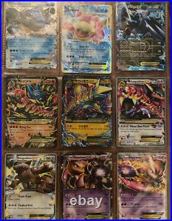 Pokemon Card Collection Thousands of Cards EX Holos Jumbo 1995-2002 Vintage Lot