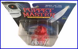 Puppet Master Blade Red TrenchCoat Vintage 1997 Action Figure NEW Japan Japanese