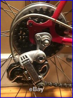 Schwinn Traveler III Vintage Road Bike (25 Inches) 63cm Touring Japanese Steel