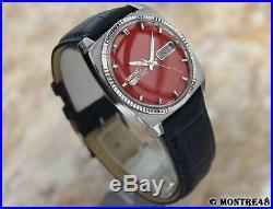 Seiko 5 Ref 6319 8060 Vintage Japanese 1977 St Steel Auto Men's 36mm Watch J58