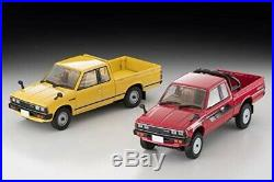 Tomica Limited Vintage Neo 1/43 TLV-N43-26a Datsun Truck king cab 4WD AD Red F/S