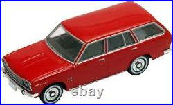 Tomica limited vintage TLV-81b Bluebird Van Deluxe Red Mini Car