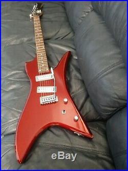 Vintage 80's Hondo H2 Guitar Death Dagger Family Metal Master 1985 Japanese
