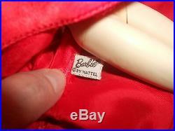 Vintage Barbie #1617 Midnight Blue Rare Barbie Japanese Exclusive Midnight Red