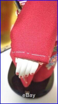 Vintage Japanese ichimatsu doll 18 inch 45cm new looking girl MINT