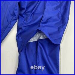 Vintage NOS GONA By ASICS Tracksuit Pants Jacket Japan Japanese Large L Rare