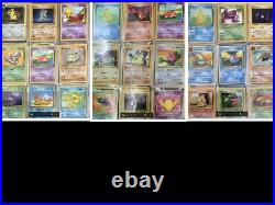 Vintage Pokemon Cards Bulk Lot holo, rare, 1st edition, Japanese, collectibles