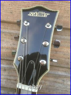 Vintage SATELLITE Les Paul Sunburst 96/L JAPANESE Electric Guitar 70s 80s MIJ