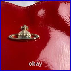 Vivienne Westwood Red bag Vintage Fashion Goods item from japanese K10460