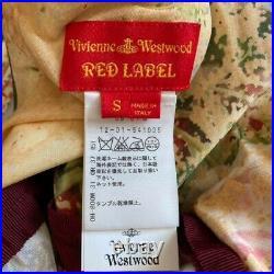 Vivienne Westwood red label dress M size Vintage Fashion goods japanese K14417